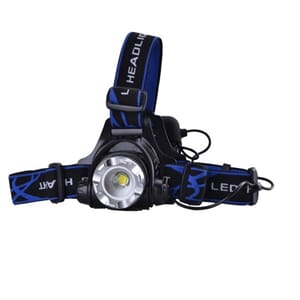 Hodelykt 1000lm CREE XML-T6